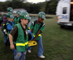 homeland security sponsors martial law exercise for kids