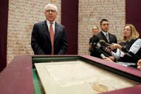 carlyle group buys the magna carta for $21m