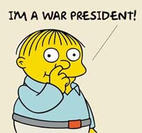 no one spared in 'simpsons' campaign parody