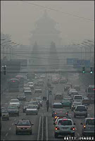 china in olympics pollution drive