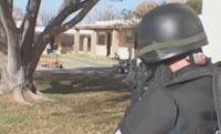 fema occupies town for advanced 'terror training'