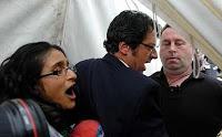 surprise! bolton escapes citizen's arrest