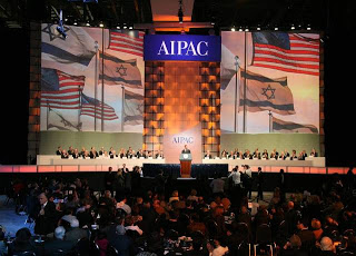 and the winner is... aipac!