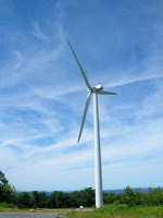 new west virginia wind farm up & running