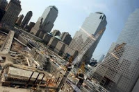 9/11 memorial to be completed by 2012?