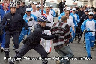 beijing olympics: another vulgar celebration of greed & 'corporatist' values