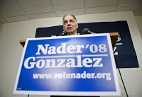 nader says obama will pick hillary