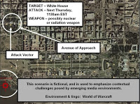 pentagon researcher conjures warcraft terror plot