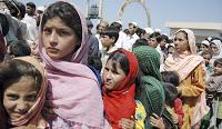 pakistan's frontier turns into war zone