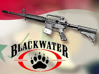 blackwater machine gun found in raid on iraqi insurgents