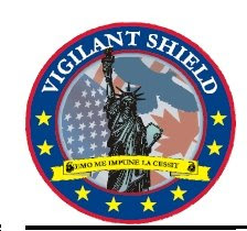norad & northcom run 'vigilant shield' drills on nov12-18