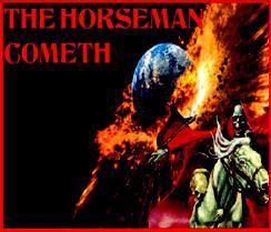 ground zero lounge: the horseman cometh