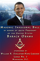 1st ever masonic inaugural ball being held for obama