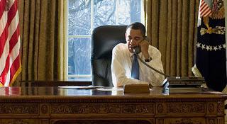 day 1 for the global savior barack obama