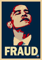 president obama: a fraud you can believe in