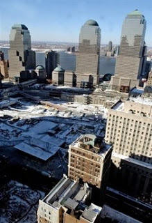 ground zero tower loses 'freedom'; will be 'one world trade center'