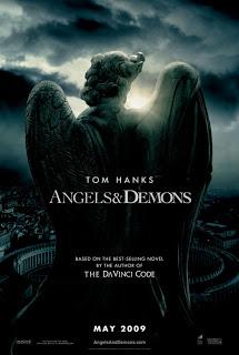 angels & demons & catholics attack