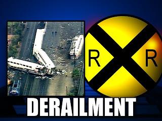 woman is killed in illinois train derailment