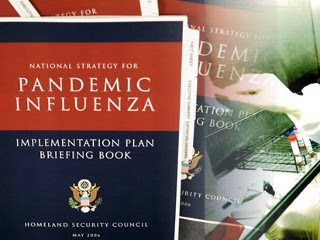 in a flu pandemic, what can the government do to you?