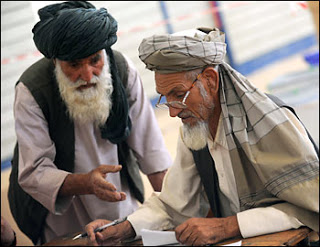 karzai widens lead in afghan vote count