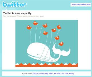 denial-of-service attack knocks twitter offline