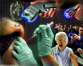 US rolls out massive swine flu vaccination campaign