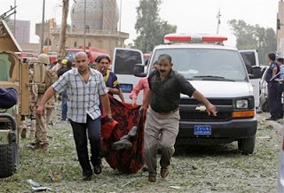 largest iraq bombing in 2yrs may have been inside job