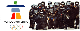 police state canada 2010 & the dark side of the olympics