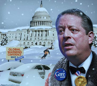 it's over, al gore