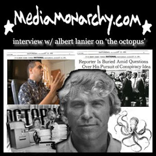 interview w/ albert lanier on 'the octopus'