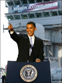 mission accomplished: the speech obama should give about iraq war