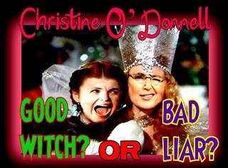 ground zero: good witch or bad liar?