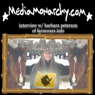 interview w/ barbara peterson of farmwars.info