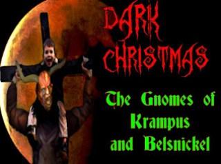 ground zero: dark christmas & the gnomes of krampus