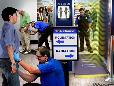 tsa records show some scanners emit ten times expected radiation