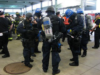 nyc dirty bomb 'drill' largest in national history... is it a drill?