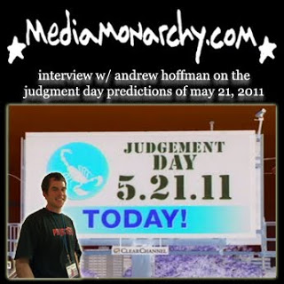 interview w/ andrew hoffman on the judgment day of may 21, 2011