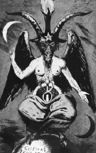 the chimera androgyne: the esoteric mystique of baphomet & abraxas