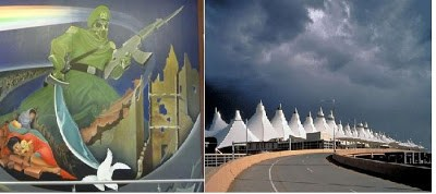 occulted meaning of denver intl airport and 'operation cocked pistol'