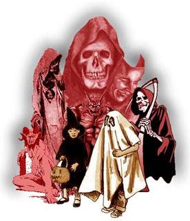 halloween: druid origins & the role of catholic church