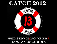 catch 2012: the synch1ng of th3 costa concordia