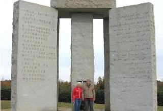 georgia guidestones and 2012