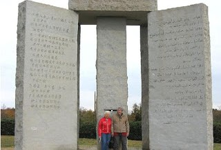 georgia guidestones and 2012