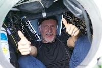 Director James Cameron journeys to deepest part of ocean