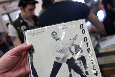 Collectors trade music, memories at annual Record Bonanza