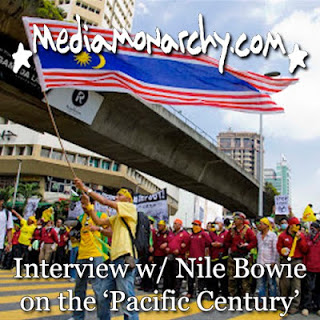 Interview w/ Nile Bowie on the 'Pacific Century'