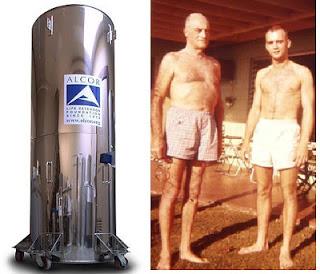 Cryonics as Evidence of Psychological Malady
