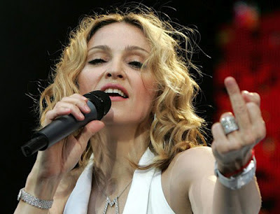 Madonna 'ditches Kabbalah for Opus Dei'