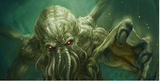 The Call Of The Cthulhu By H.P. Lovecraft