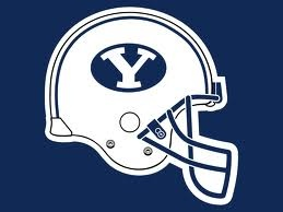 BYU Helmet = Phallic Eye Of Horus?